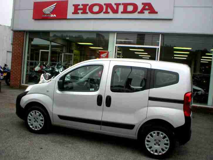 Qubo 1.4 Active 26000 MILES,FULL