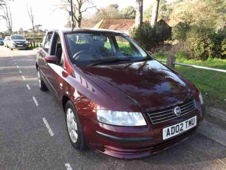 Fiat Stilo 1.2 16v PLEASE CALL 01202-301308