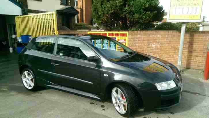 fiat stilo 1 6 16v 2006 full mot car for sale. Black Bedroom Furniture Sets. Home Design Ideas