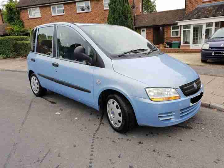 multipla 1.9 diesel JTD dynamic plus