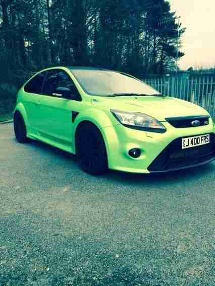 Focus RS MK2 400BHP Low Reserve
