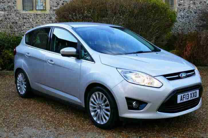 Ford C MAX. Land & Range Rover car from United Kingdom