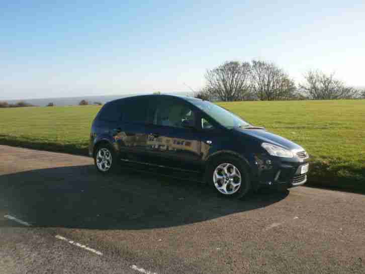 Ford C Max. Ford car from United Kingdom