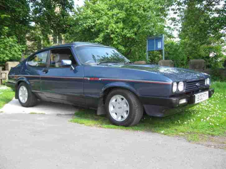 ford capri 2 8 injection special car for sale. Black Bedroom Furniture Sets. Home Design Ideas