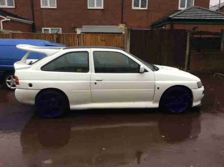 Ford Escort Mk5 Rs 2000 Inj Cosworth Replica K Reg
