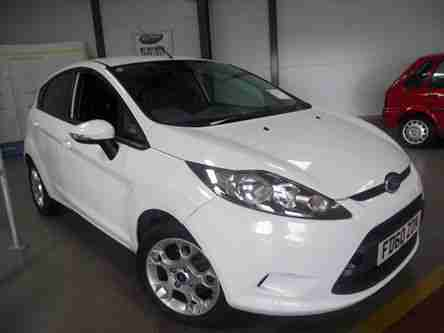 Ford Fiesta 1.4TDCi 70 DPF 2011MY Edge