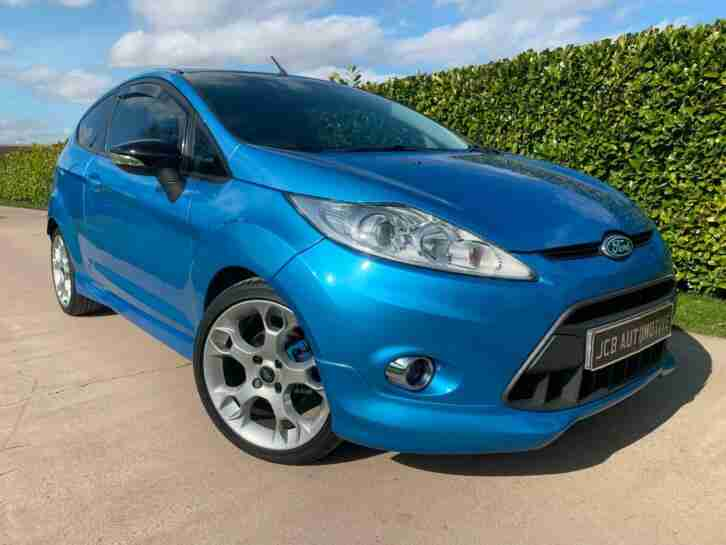 Ford Fiesta 1.6TDCi. Other car from United Kingdom