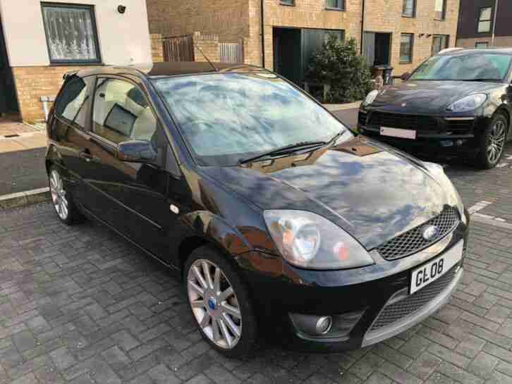 Ford Fiesta ST 2.0 16V 3d 150 BHP Hatchback Petrol Manual (2008)