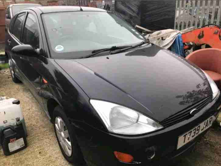 Focus 1.4 CL, 5 Door Hatch, Manual,