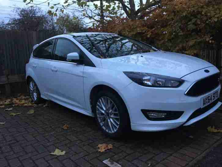 ford focus 1 6tdci titanium zetec s car for sale. Black Bedroom Furniture Sets. Home Design Ideas