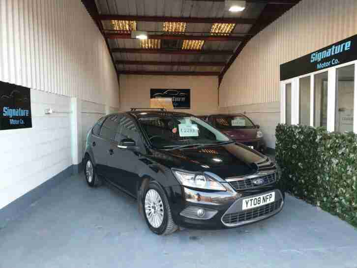 Ford Focus 2.0. Ford car from United Kingdom