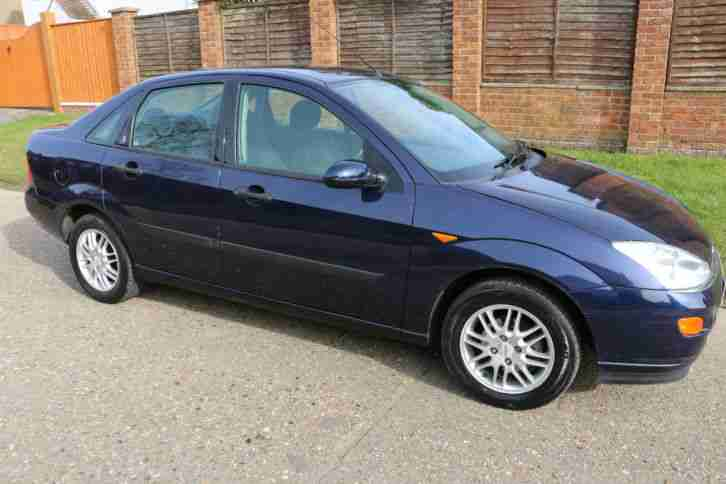 Ford Focus 2.0i 16v 2000 LOVELY CAR DRIVES NICE
