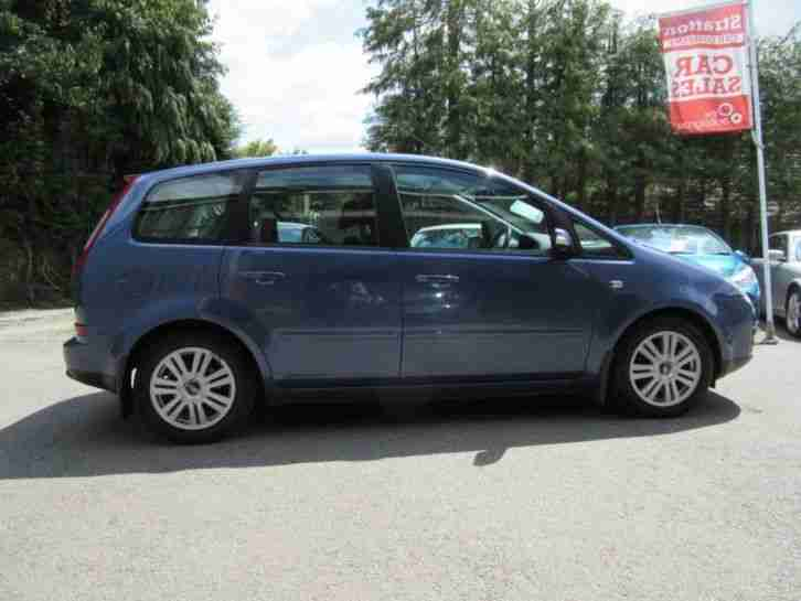 ford focus c max 1 6 c max ghia diesel automatic 2006 06 car for sale. Black Bedroom Furniture Sets. Home Design Ideas