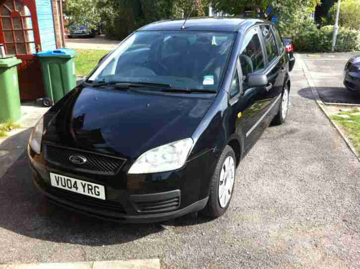 Focus C Max Diesel Estate Black Long tax