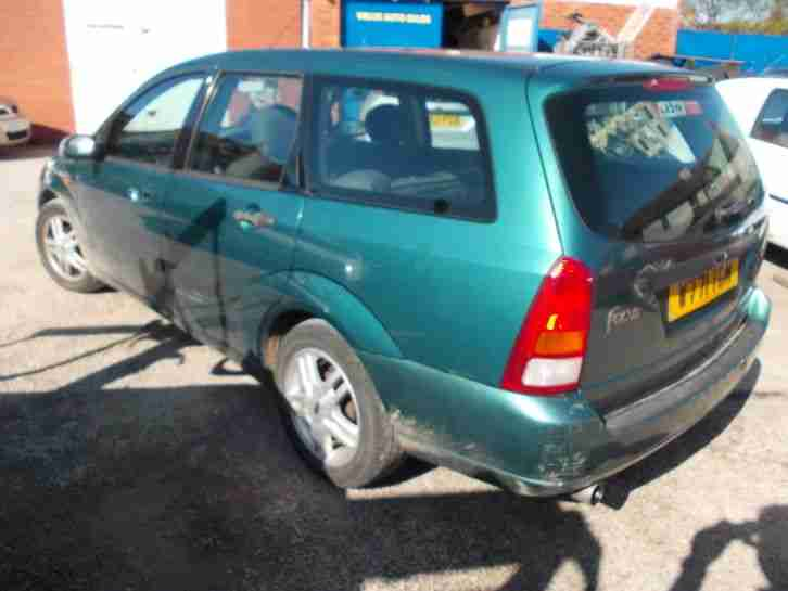 Ford Focus Estate Long MOT NO RESERVE P.X.Bargain