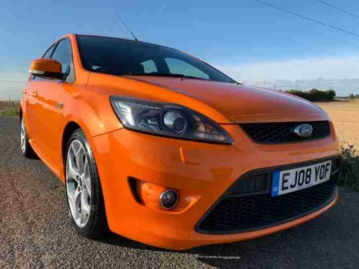 Focus ST 3 STANDARD UNMODIFIED 2008 2.5