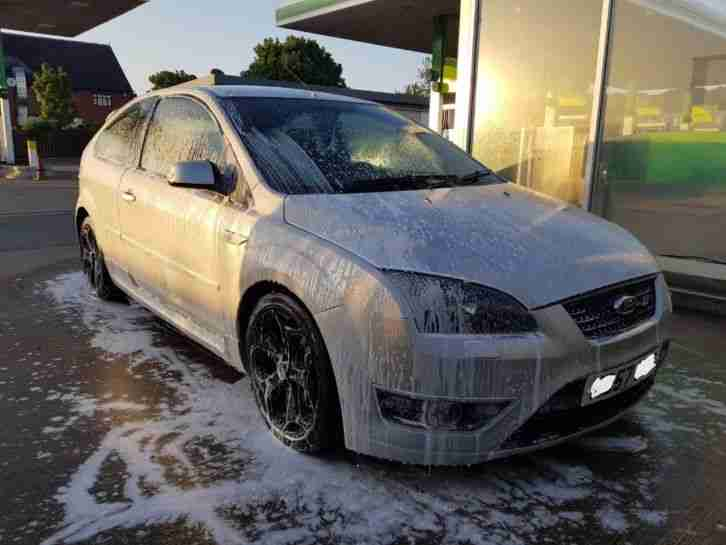 Ford Focus ST3 Moondust Silver