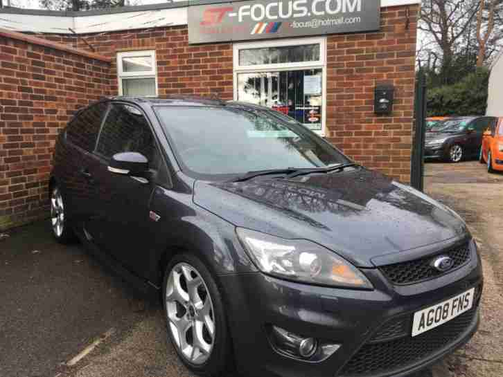 Ford Focus St-3 3dr , RS CLUTCH< EIBACHS, PERFORMANCE EXHAUST PETROL 2008/08