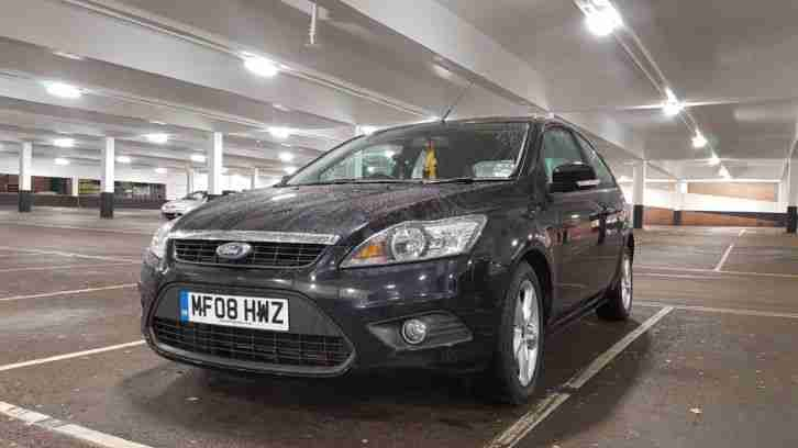 Focus Zetec 1.6 3 door 2008