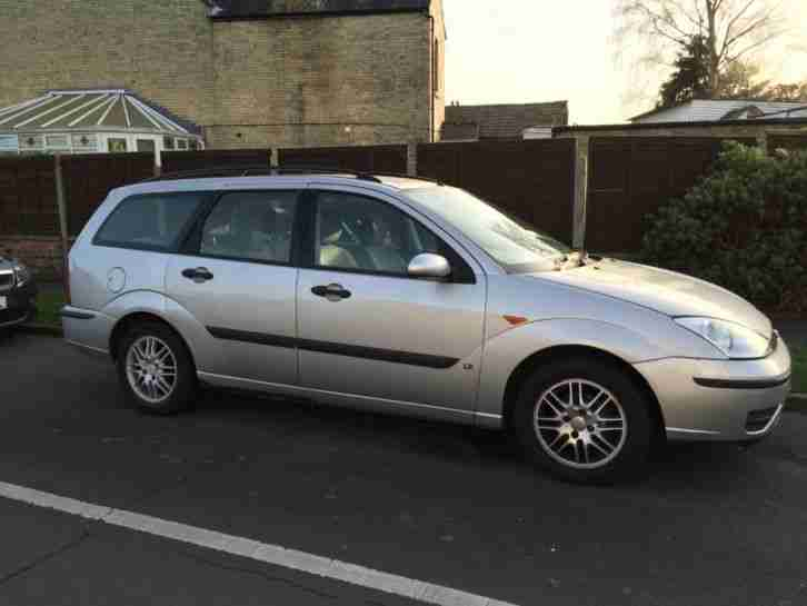Ford Focus estate 1.6