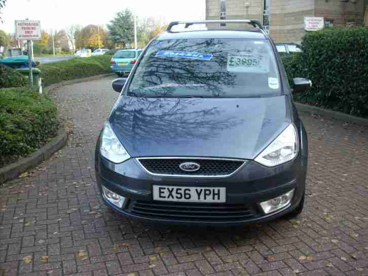 Ford Galaxy 1.8TDCi ( 125ps ) 2006.5MY LX