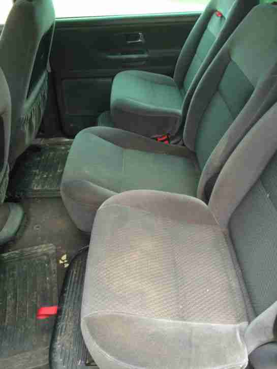 ford galaxy 2 3 ghia 7 seater with built in child seats car for sale. Black Bedroom Furniture Sets. Home Design Ideas