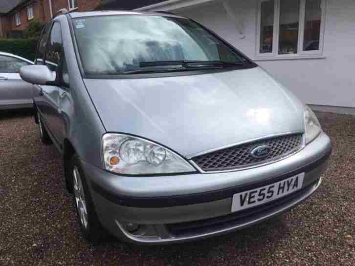 Ford Galaxy1.9tdi,55 reg,152k,full history,recent clutch,5/18 mot