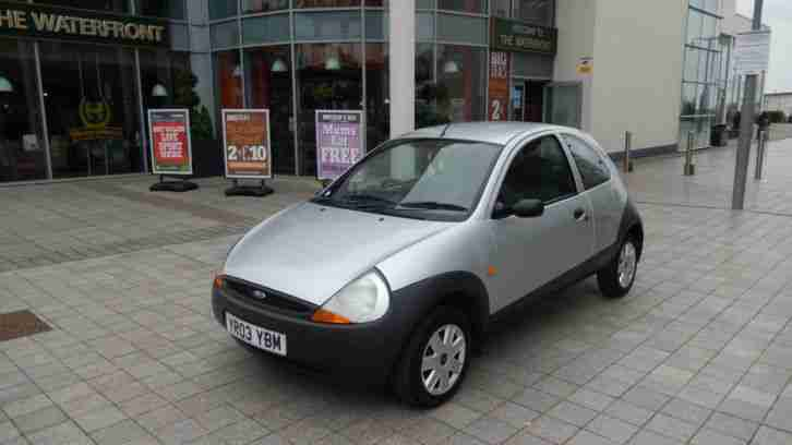 Ford KA 1.3 on 03 PLATE with 10 MONTHS MOT!!!
