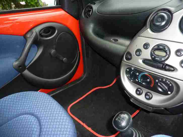 Ford KA Red 2004 Well Cared For! Low Mileage: 18,869 Lady Owner