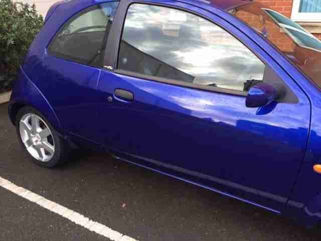 ford ka sport 1 6 39 55 plate mot october 2016 car for sale. Black Bedroom Furniture Sets. Home Design Ideas