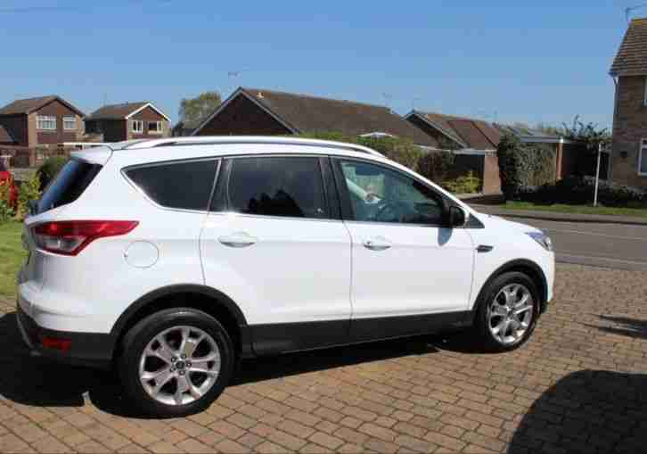 Ford KUGA 2.0. Ford car from United Kingdom