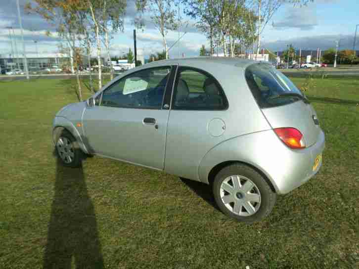 Ford Ka 1.3 2006MY Style , IDEAL FIRST CAR , VERY CHEAP TO RUN , ONLY 44K MILES