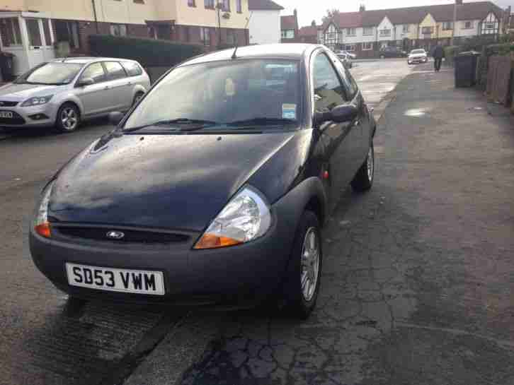Ford Ka 1.3. Ford car from United Kingdom