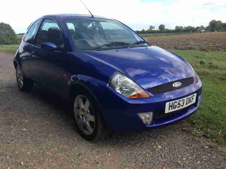 ford ka sport se car for sale. Black Bedroom Furniture Sets. Home Design Ideas