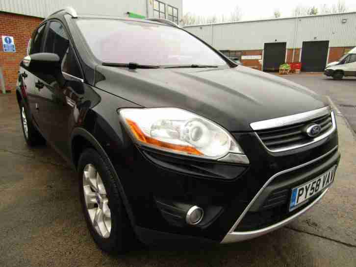 Ford Kuga 2.5. Ford car from United Kingdom