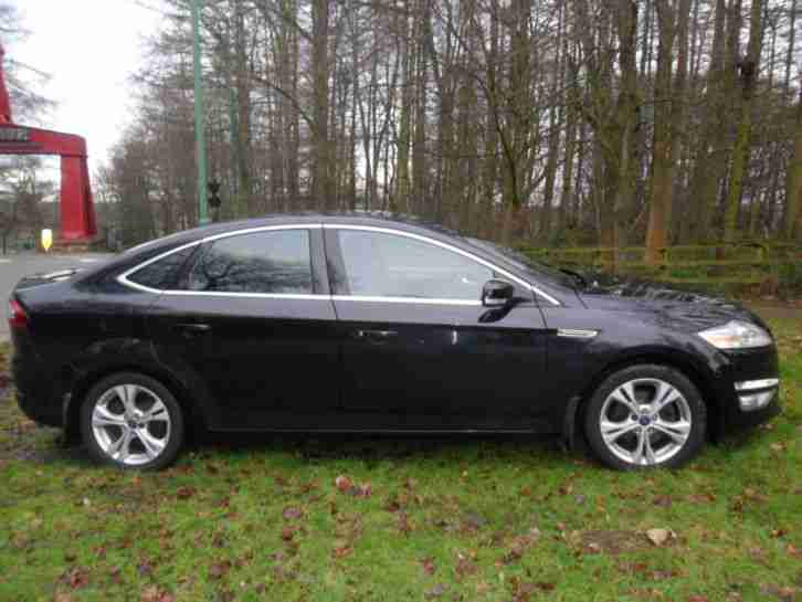 Ford Mondeo 1.6TDCi. Ford car from United Kingdom