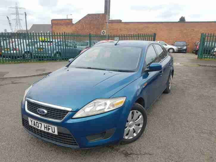 Ford Mondeo 1.8TDCi 125 2007.5MY Edge