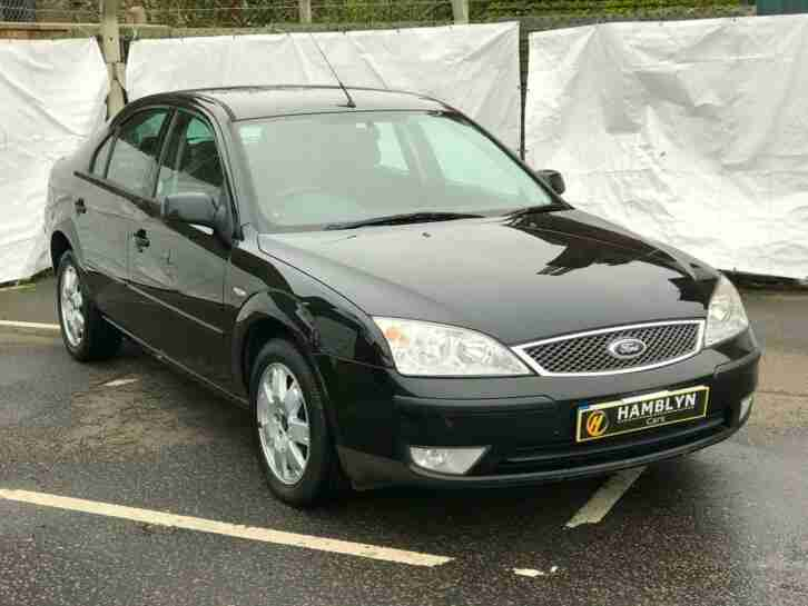 Mondeo 2.0 1999cc Automatic 2005, Low