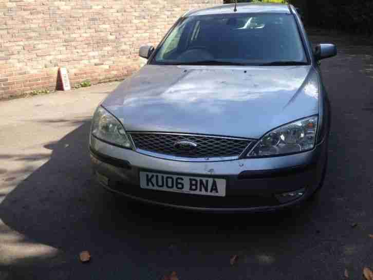 Mondeo 2.0 litre manual 5 door hatchback