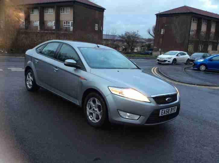 Ford Mondeo 2.0TDCi. Ford car from United Kingdom