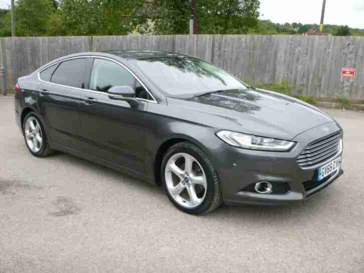 Ford Mondeo TITANIUM. Ford car from United Kingdom
