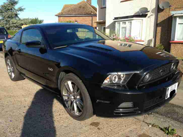 ford mustang gt 2013 5 0 auto 420bhp car for sale. Black Bedroom Furniture Sets. Home Design Ideas