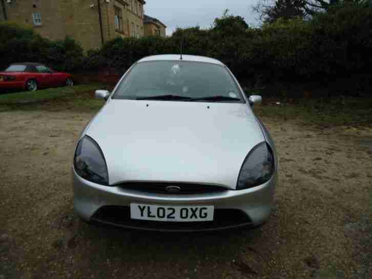 Ford Puma 1.7 16v Thunder Had Clutch and Cambelt