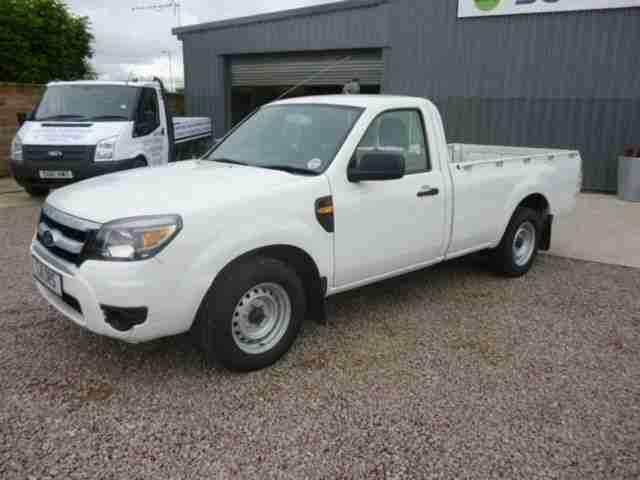 ford ranger xl 4x2 tdci 2 5 tdci cab xl 2dr diesel manual 2011