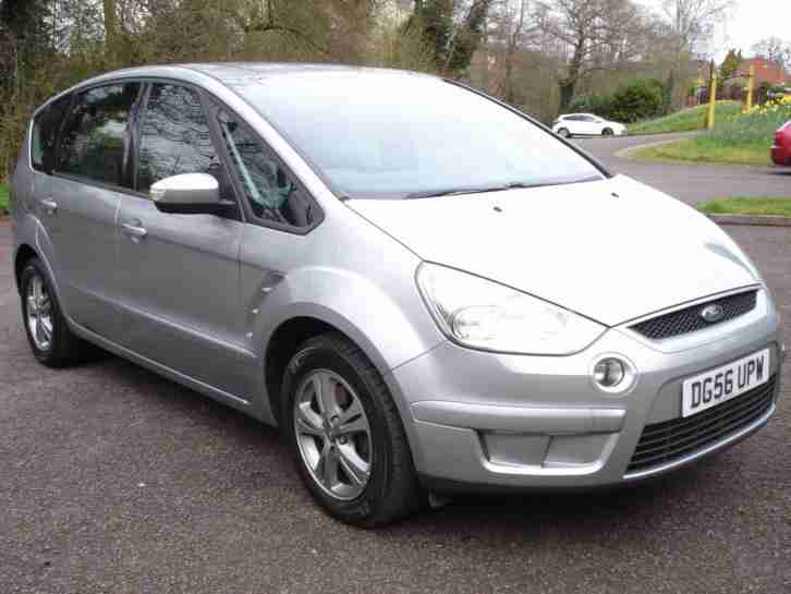ford s max 2 0tdci 140ps 2006 5my zetec superb condition car for sale. Black Bedroom Furniture Sets. Home Design Ideas