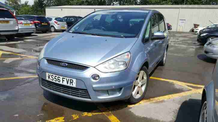 Ford S MAX. Ford car from United Kingdom