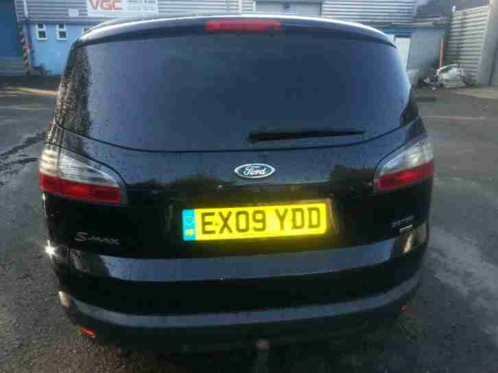 Ford S-MAX 2.0TDCi ( 140ps ) auto 2009 Zetec 7 SEATER AUTOMATIC