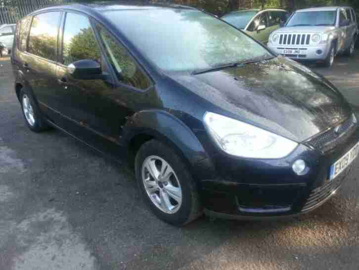 Ford S MAX 2.0TDCi ( 140ps ) auto 2009 Zetec 7 SEATER AUTOMATIC