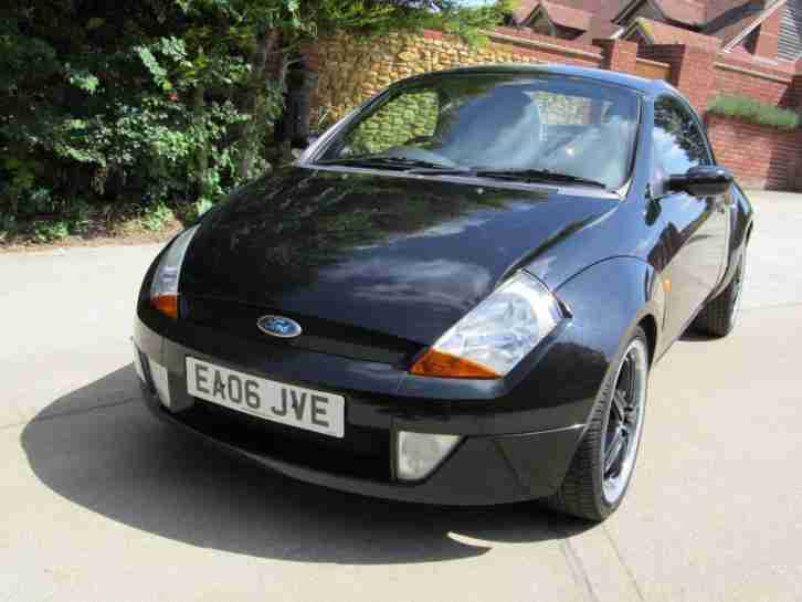 Ford Streetka 1.6. Ford car from United Kingdom