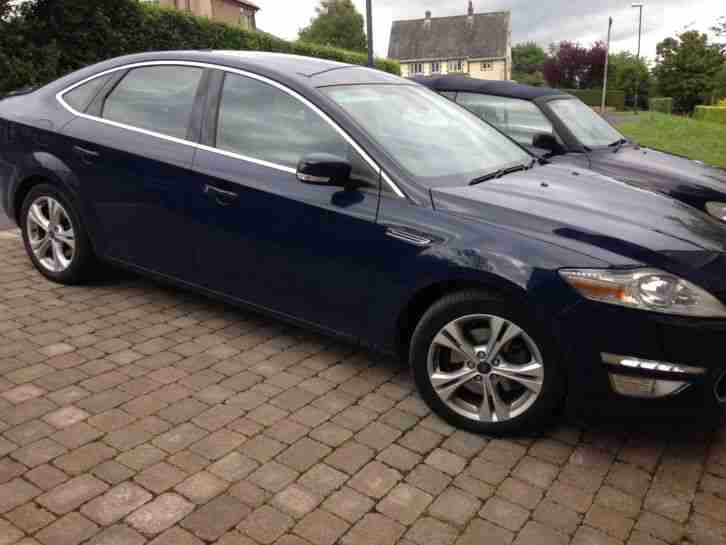 Ford mondeo titanium x tdci still under warranty £30 road tax, FSH